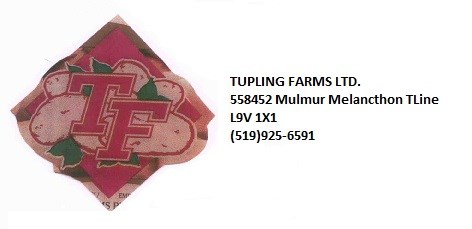 Tupling Farms Logo